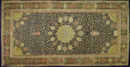 ペルシャ絨毯の概要|ペルシャ絨...